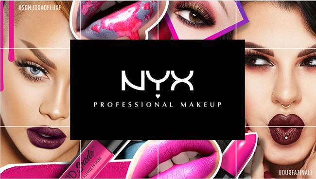 プロも愛用するL.A.発メイクアップブランド 「NYX Professional Makeup」の日本