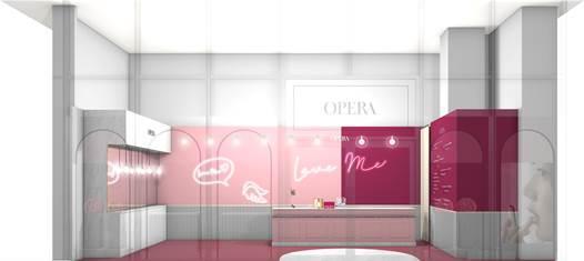 オペラから#恋するくちびるがテーマの限定色が登場♡ 1月27日、28日に、発売記念イベントを表参道ヒルズで開催
