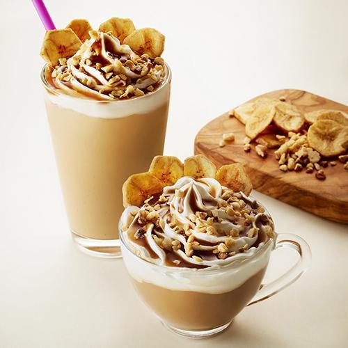 TULL'Sに「バナナッツソイラテ」が新登場! ホイップクリームまで豆乳で仕上げた季節限定ドリンク♡