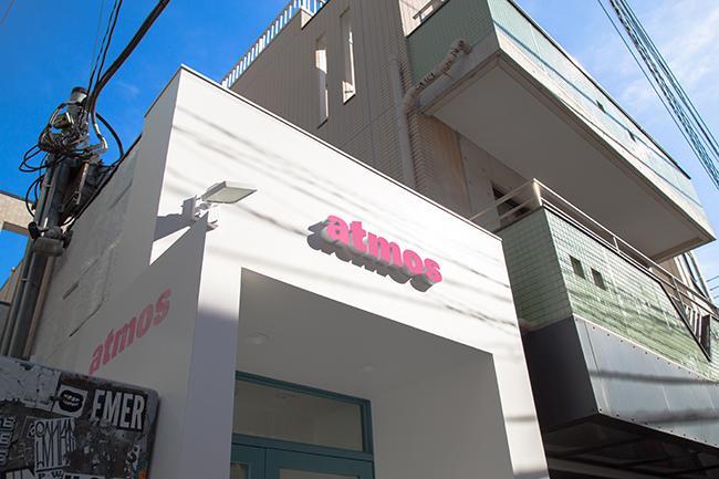 女性のためのスポーツミックススタイルを提案するセレクトショップatmos pink誕生! スニーカーだけでなく、ヴィンテージやオリジナルアパレルも