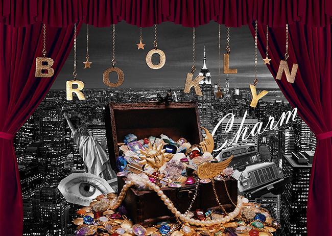 NY発の大人気アクセショップ「Brooklyn Charm」が ラフォーレ原宿に3月16日ニューオープン!