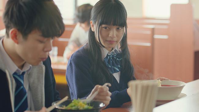 幸楽苑の新TV-CMは、恋する幸楽苑♡ 「新しい学校のリーダーズ」が出演する「ゆず塩野菜らーめん」篇が、3月16日からオンエア!