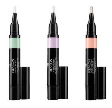 悩みに合わせて選べる3色登場! 部分補正カラーコンシーラー「レブロン フォトレディ カラー コレクティング ペン」で美肌アプリ不要の美肌に♪