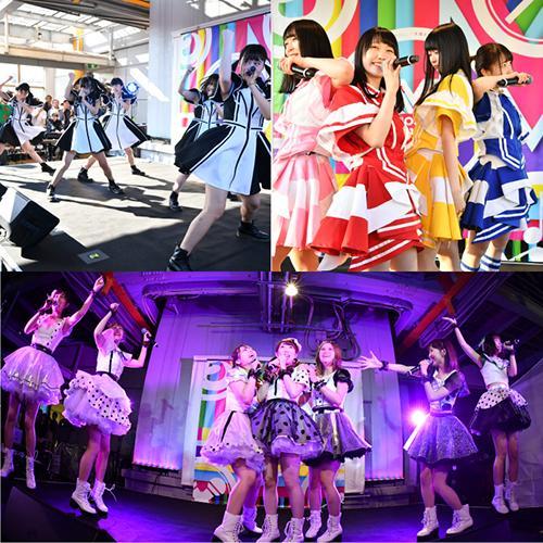 【もしフェス2018/タワレコ】屋上SKY GARDENで開催されたアイドルステージアフターレポート