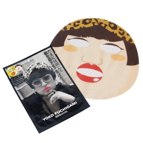 ロバート秋山の「クリエイターズ・ファイル」のトータル・ファッション・アドバイザーYOKOの香りを再現! YOKO FUCHIGAMI「NARIKIRI」フェイスパックでYOKOになりきろう♪