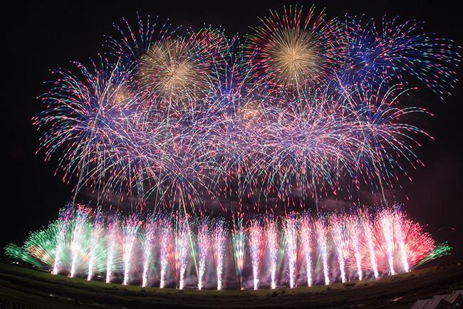 世界最高峰の花火師が集結! お台場海浜公園にて新たな夏の風物詩 「東京花火大祭~EDOMODE~」開催決定