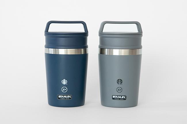 Starbucksが藤原ヒロシ氏主宰のFragment Design&STANLEYとトリプルコラボレーション! 都会的なステンレスボトルが登場