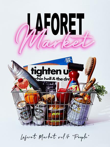 """ラフォーレ原宿と場と間が提案するカルチャーマーケットLaforet Marketが開催! 第4弾は""""PEOPLE""""をテーマに、ジャンルを超えた個性豊かな約40ショップが集結"""