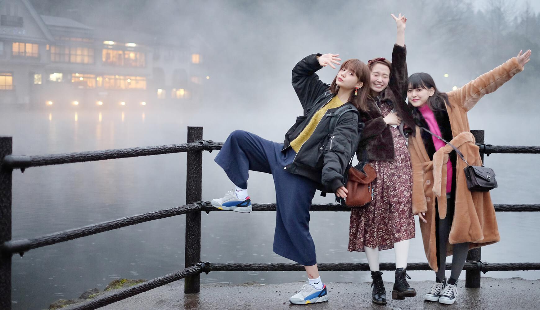 【旅部】冬のほっこり大分旅行 〜supported by Jetstar〜