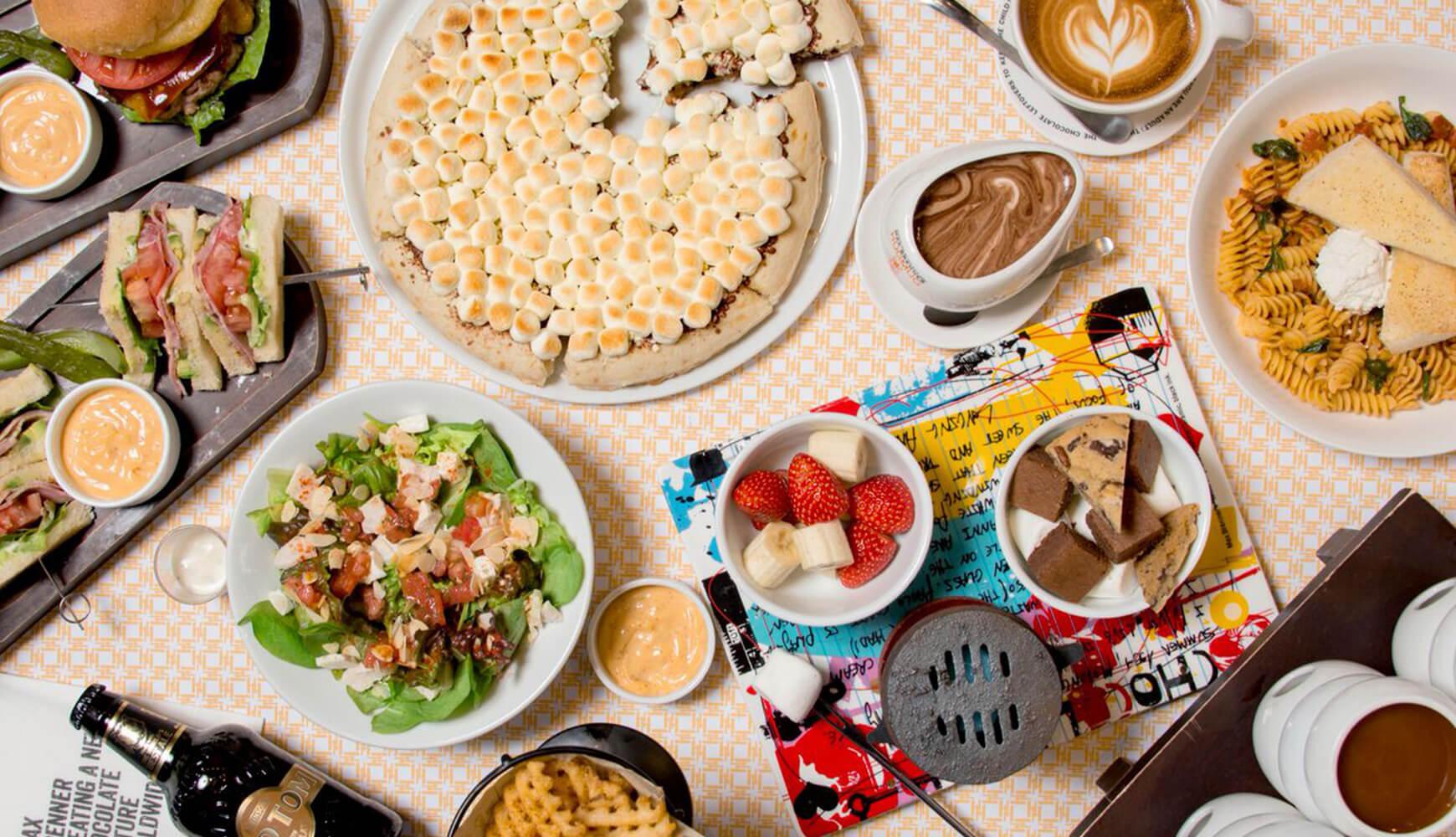 チョコレート専門店「マックス ブレナー」が4月に舞浜・イクスピアリにオープン! 限定メニューも登場