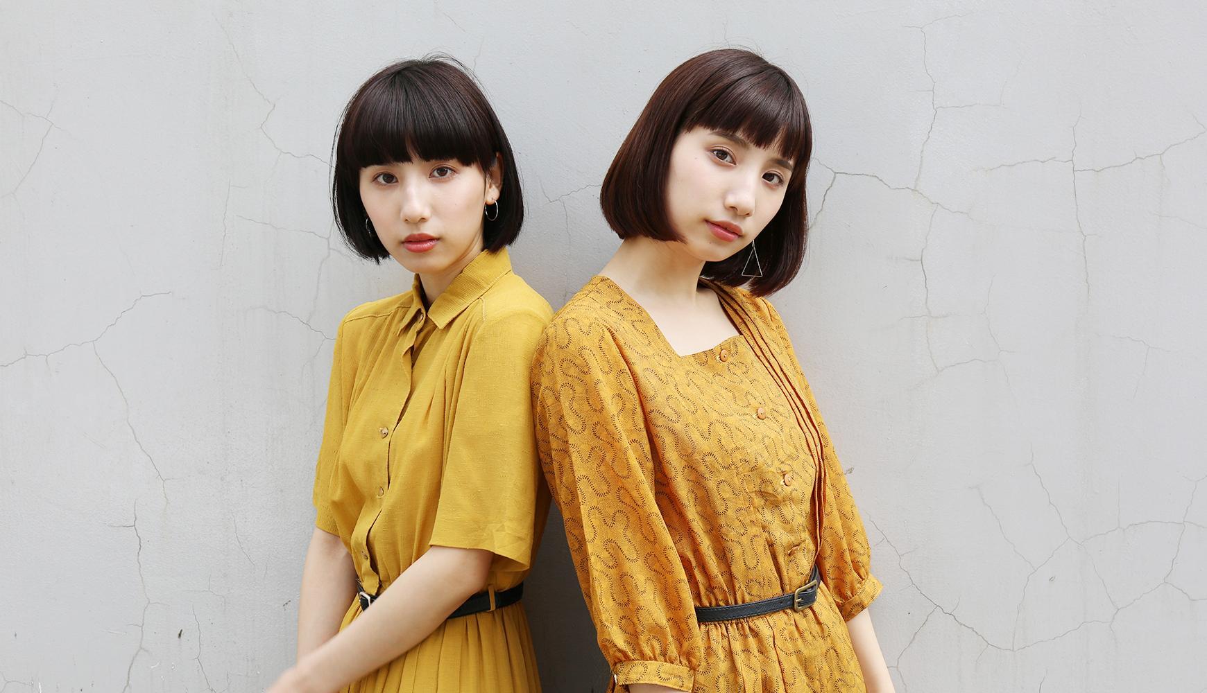 えまえりの双子コーデSNAP! 流行りの双子コーデは本物の双子に学ぶ!!