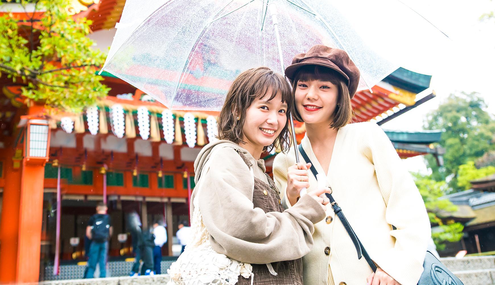 風情あふれる京都へ Loretta×旅行=Loretta旅(ロレッタビ)!
