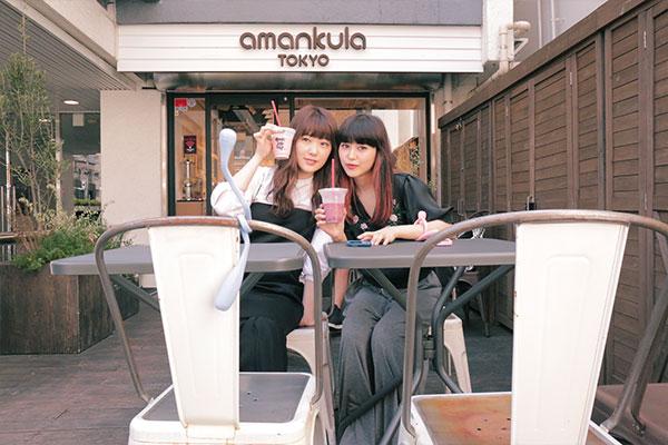 原宿で話題のモンスターカフェに古関れんと潜入! アノ食べ物は本当に食べられるの…?