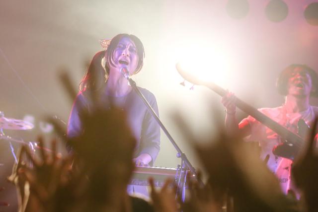 東京カランコロン チェコノーリパブリック ライブ