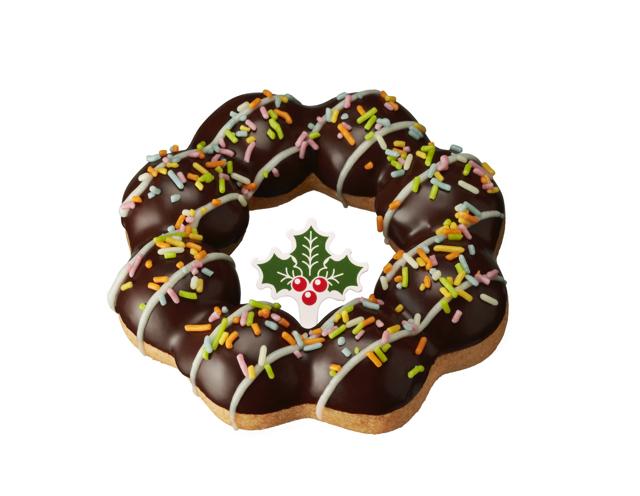 ミスタードーナツ、クリスマス限定サクサク触感の新商品とスペシャルセットを発売!