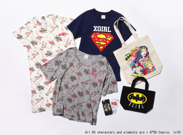 X-girl コラボ エックスガール