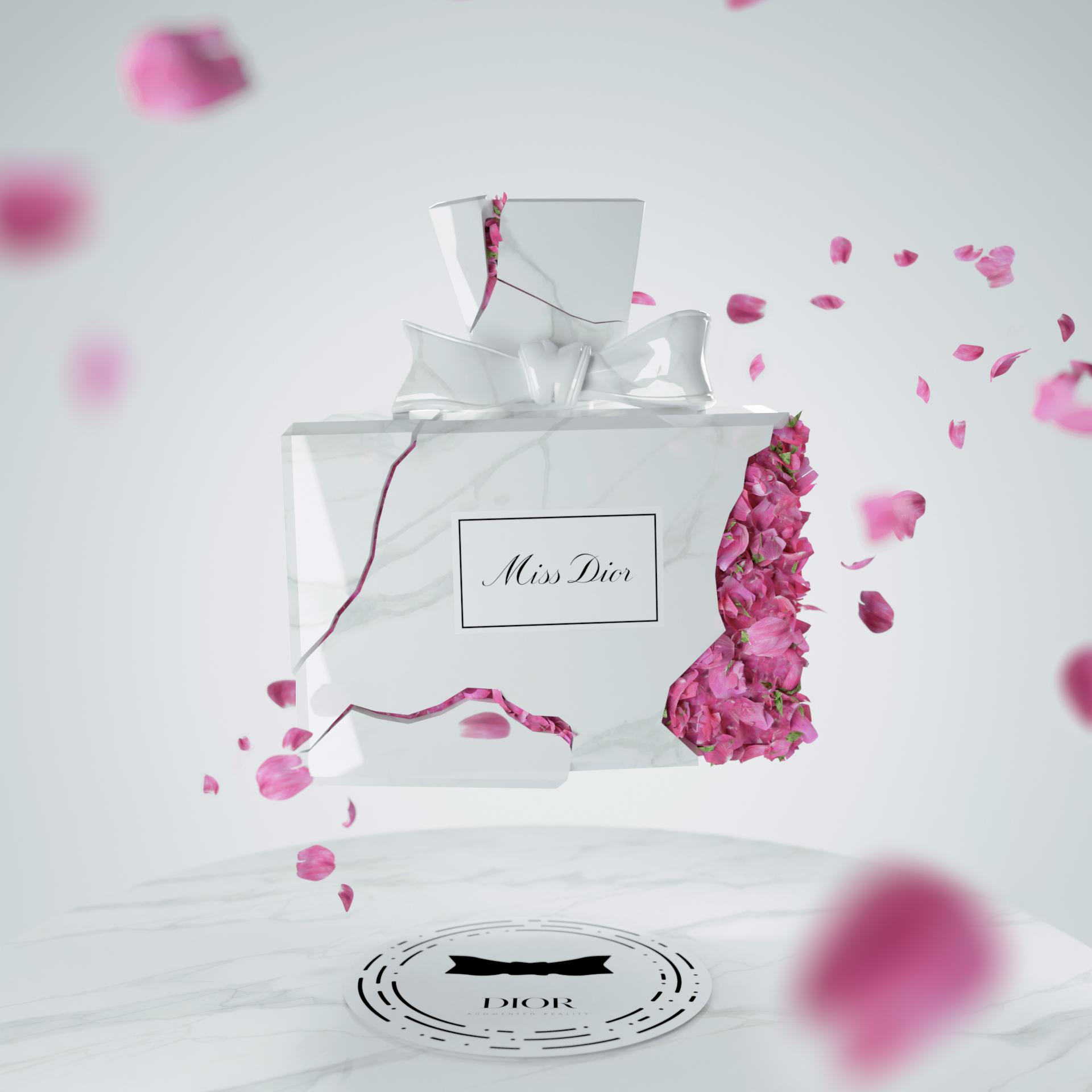huge discount d3426 6d836 Diorの愛の香り「ミス ディオール」の展覧会が表参道で開催 | ASBS